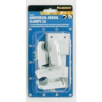 Maxview Universal Aerial Clamps