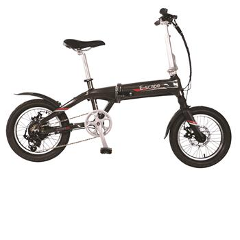 Narbonne E-Scape Key West 16-inch folding electric bicycle