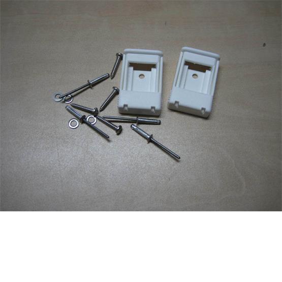 Omnistor 5002 Awning Plastic Bottom Mounting Bracket image 2