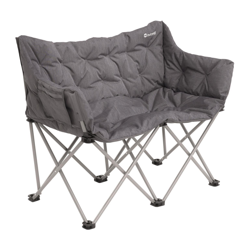 Folding camping chair sofa, the Outwell Sardis Lake