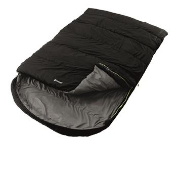 Outwell Campion Lux Double Sleeping bag (Black)