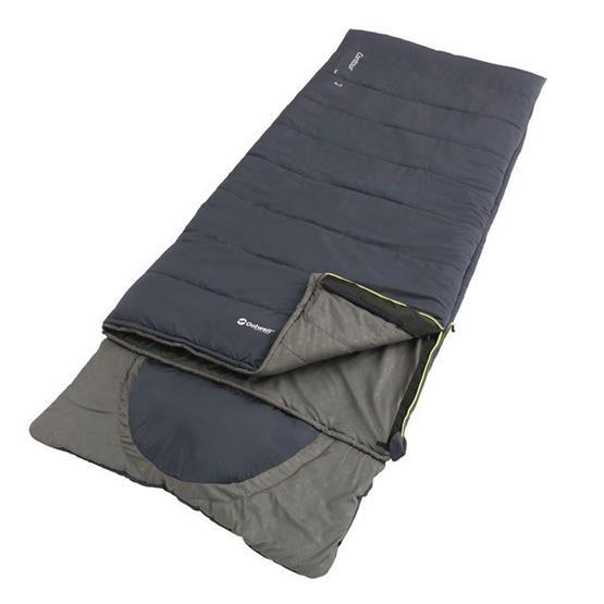 Outwell Contour Lux Deep Blue Sleeping Bag