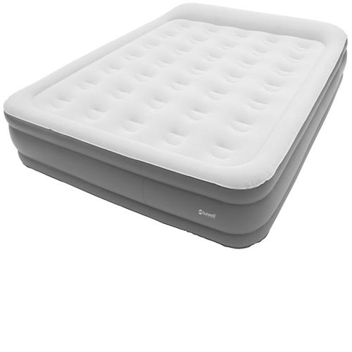 Outwell Flock Superior Double Air bed with built-in pump