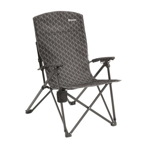 Outwell Harber Hills Camping Chair (Black)