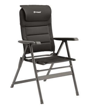 Outwell Kenai Adjustable Folding Camping Chair (Black)