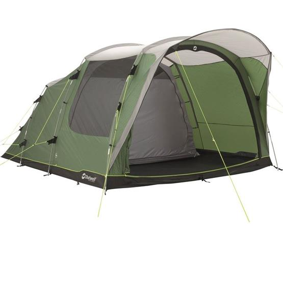 Outwell Franklin 5 Fibreglass Poled Tent 2020 image 1