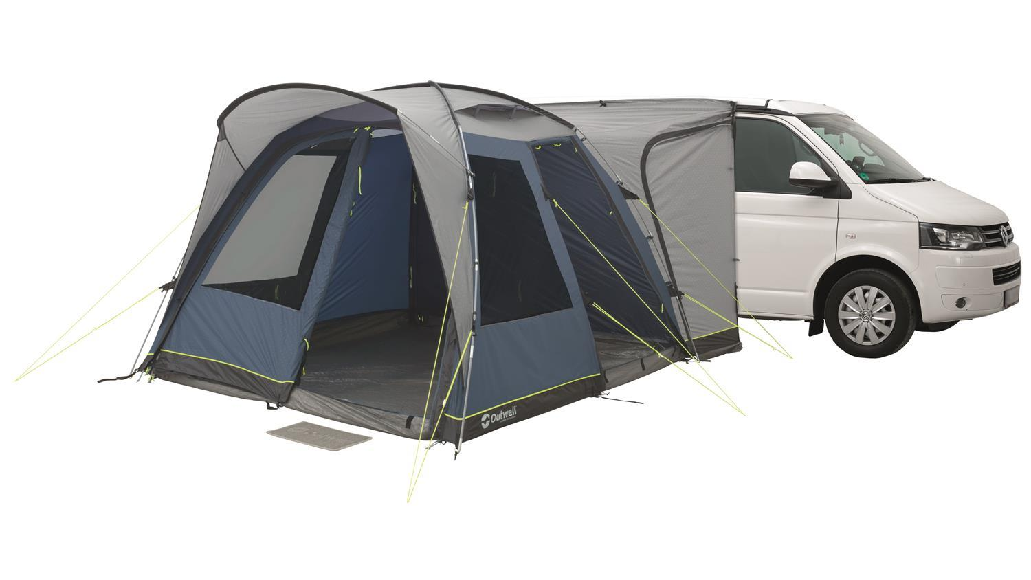 Outwell Milestone Pro drive away awning.
