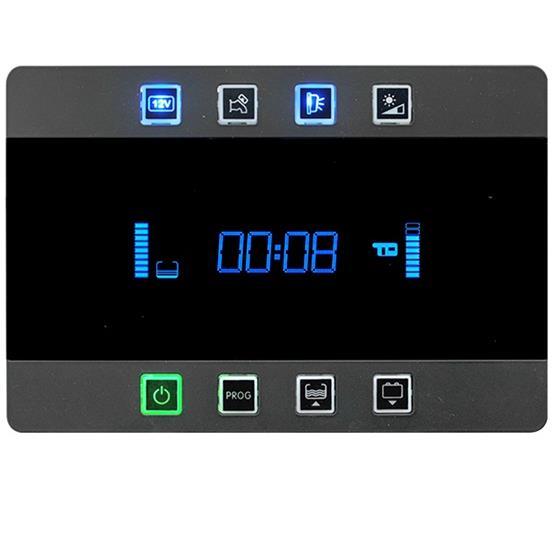 Cbe control panel pc380 wildax image 1