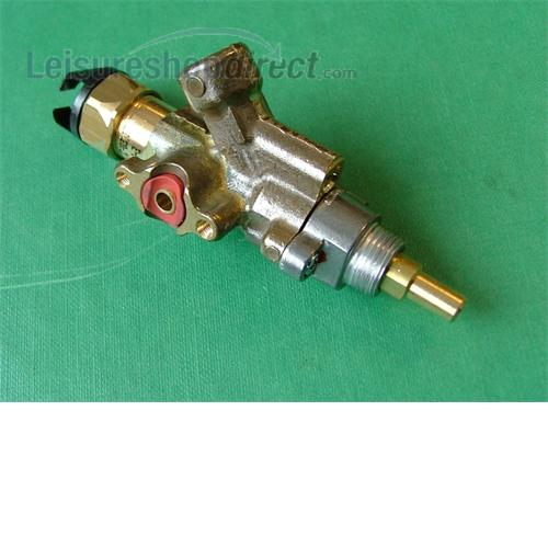 Gas Valve for Spinflo 2 Burner Hob
