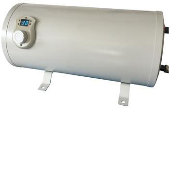 Camper van conversion water heaters