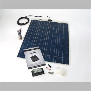 PV LOGIC FLEXI 80W SOLAR PANEL