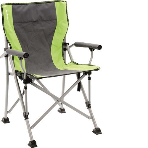 Raptor Folding Chair Lime/Grey