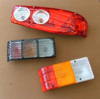Caravan Rear Lights