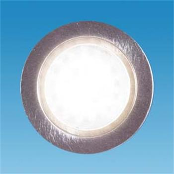 Recessed Downlighter Chrome