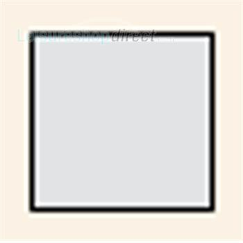 REMIform Room Divider 1500 x 1900  Platinum Grey