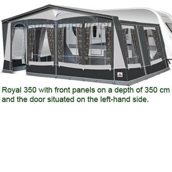Dorema Royal 350 Size 15, 1000-1025