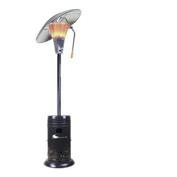 Sahara 13kW Heat Focus Patio Heater (Charcoal)