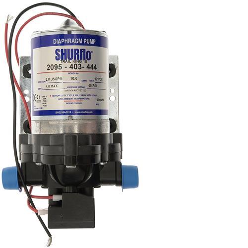 Shurflo Trail King 10 Pump 45psi 12v image 3