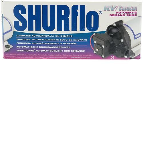 Shurflo Trail King 10 Pump 45psi 12v image 4