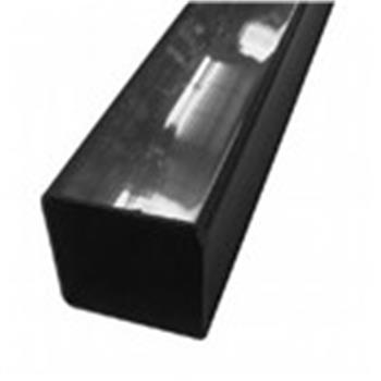 Square Line Downpipe, 2.5M x 65mm in Black(used by Regal, Victory, ABI, Atlas, Swift and others) image 1