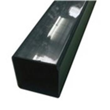 Square Line Downpipe, 2.5M x 65mm, in Green (used by Regal, Victory, ABI, Atlas, Swift and others) image 1
