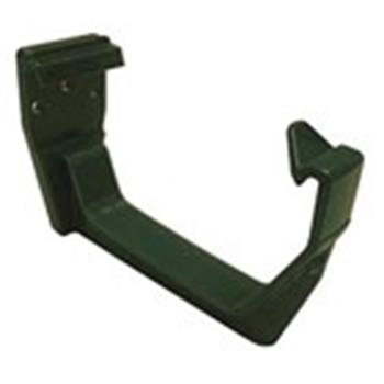Square Line Gutter Bracket in Green (used by Regal, Victory, ABI, Atlas, Swift and others) image 1