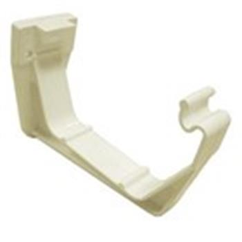 Square Line Gutter Bracket in White (used by Regal, Victory, ABI, Atlas, Swift and others)