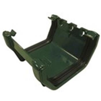 Square Line Gutter Joiner, In green (used by Regal, Victory, ABI, Atlas, Swift and others)