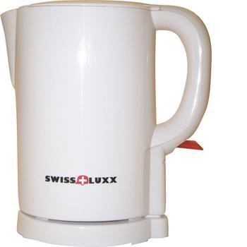 Swiss Luxx Cordless 650 Watt Kettle - white