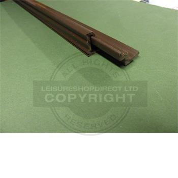 Table Strip Brown