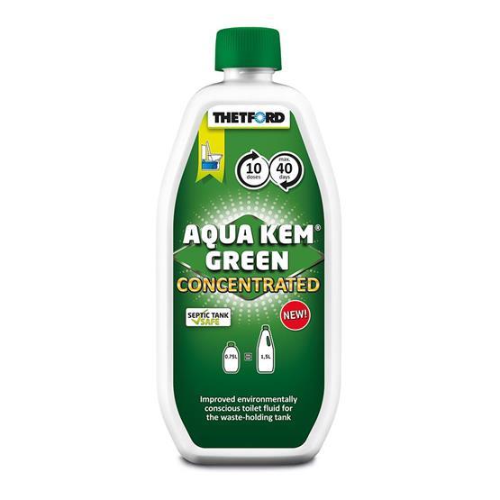 Thetford Aquakem Green concentrate (750ml)