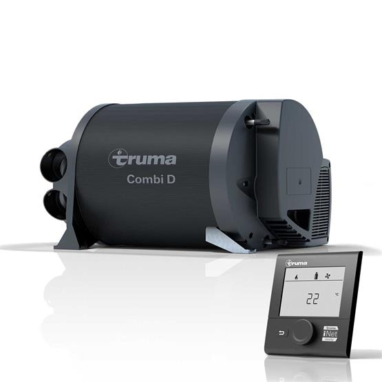 Truma Combi D6E Diesel and Electric Air and Water Heater