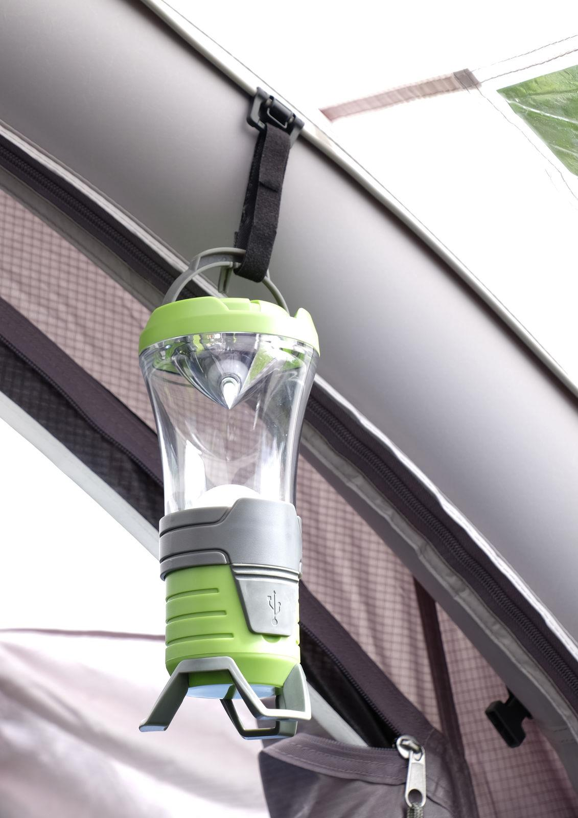 Vango Sky Track System can be used to hang whatever you choose, wherever you like!.