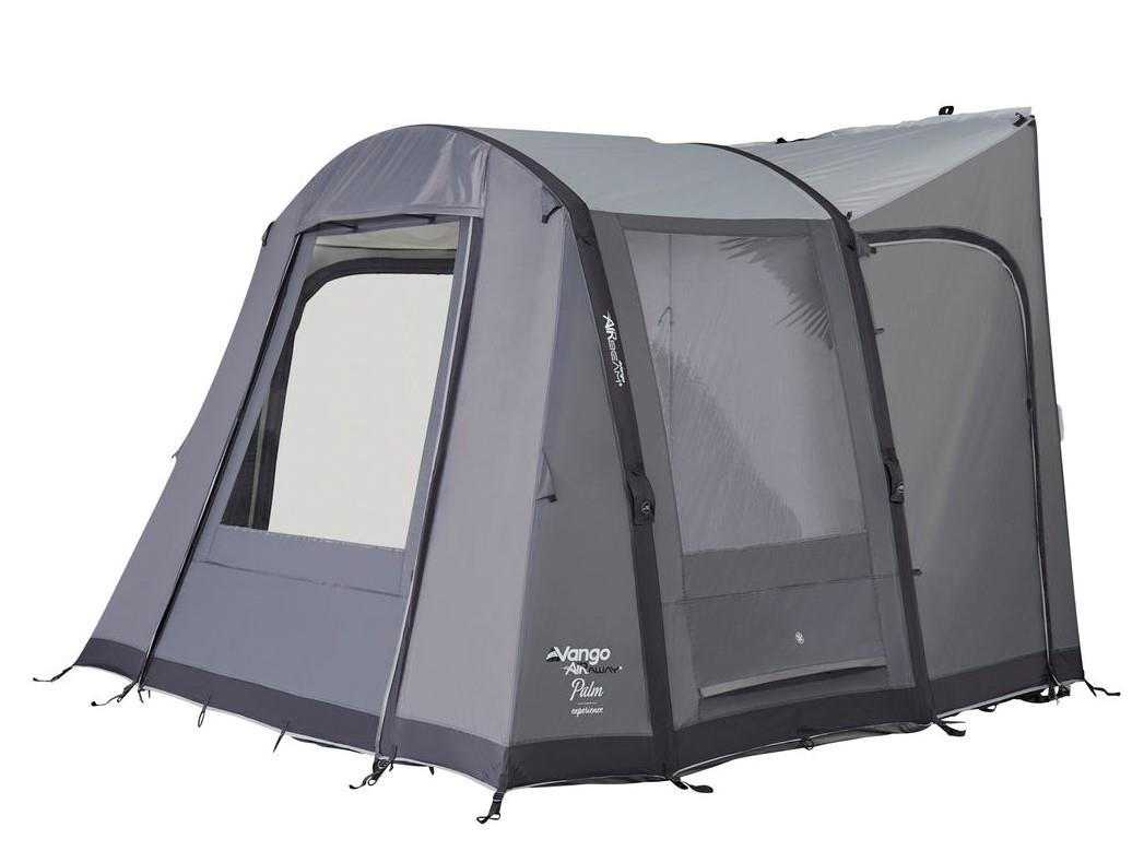 The Vango Palm Vehicle awning is made from Sentinel Active.