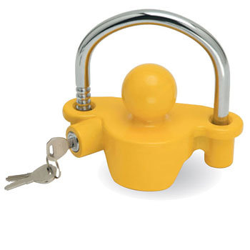 Universal Trailer Hitch Lock