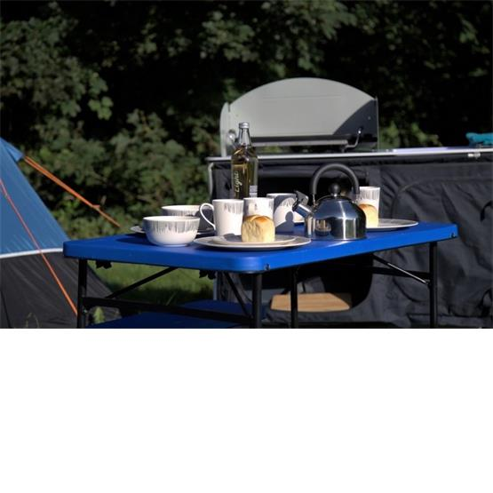 Vango 2L Stainless Steel kettle with folding handle image 4