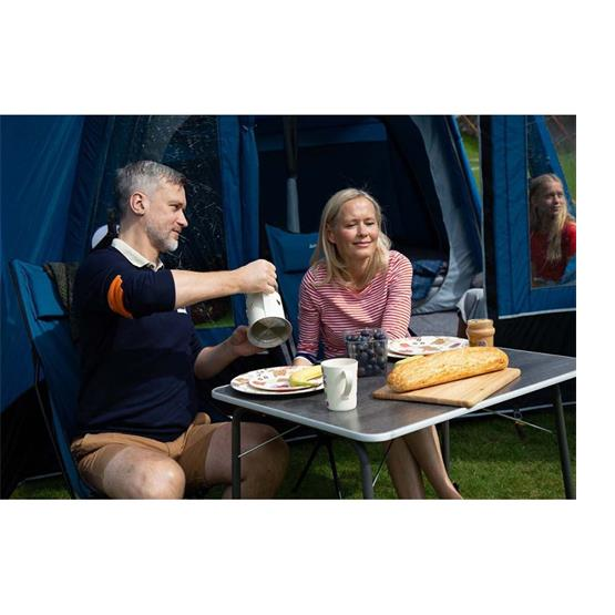 Vango Birch 80 Steel Frame Camping Table 2019 image 5