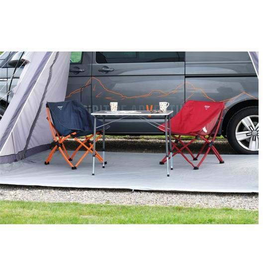Vango Birch 80 Steel Frame Camping Table 2019 image 3