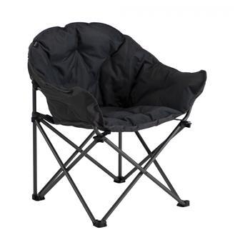 Grey polyester BRUNNER Raptor Suspension Folding Chair