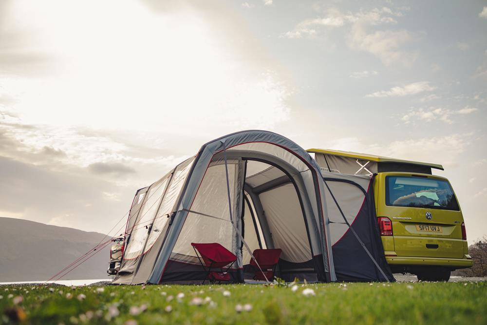 The Vangro Magra has been specifically designed for VW camper van.