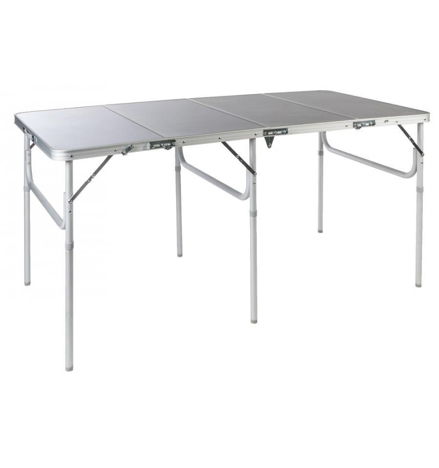 The larger Vango Granite Duo 160 Camping Table