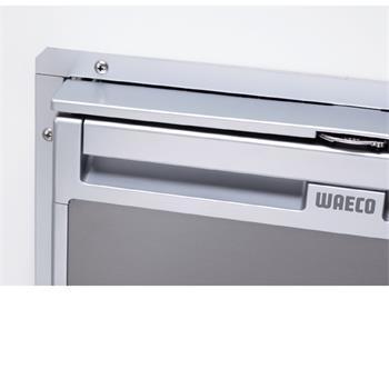 Dometic Waeco Coolmatic CR 80 - Brushed steel