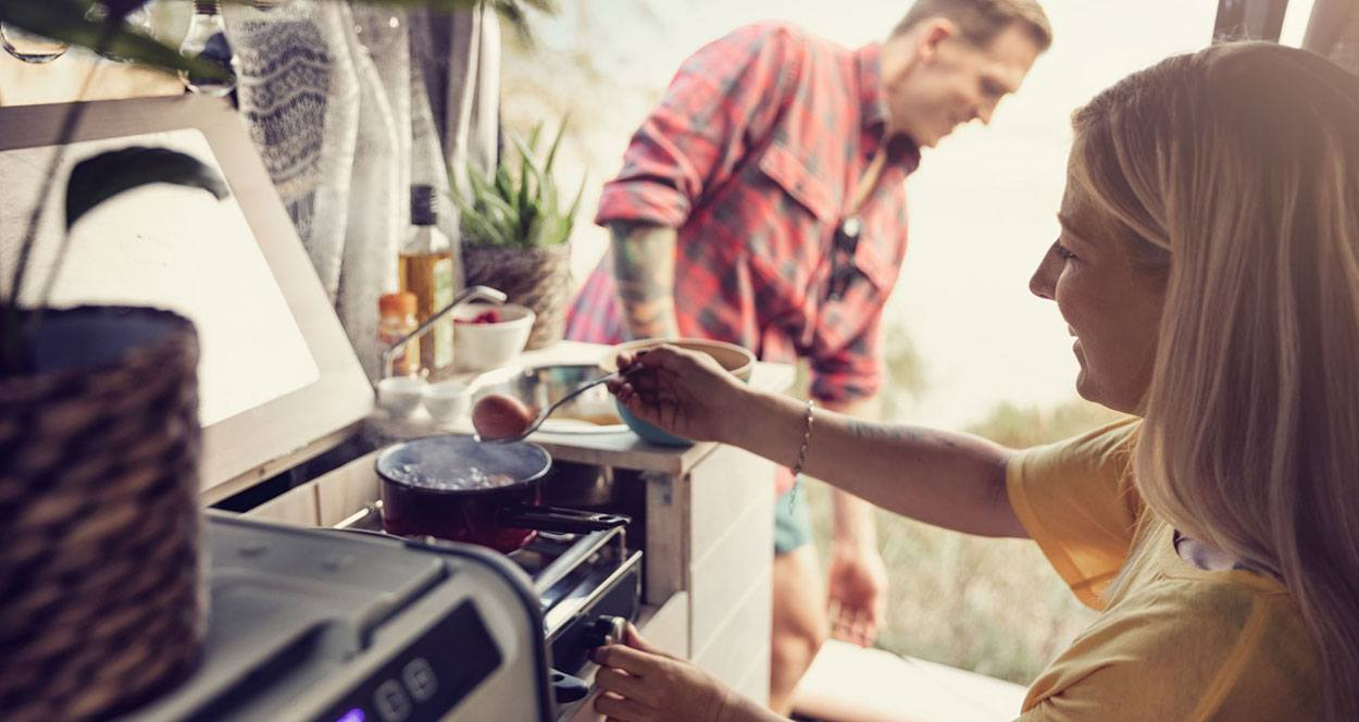 Campervan Cookers ~~~ Hobs