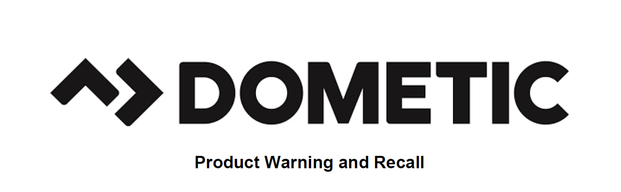 Dometic Product Warning & Recall
