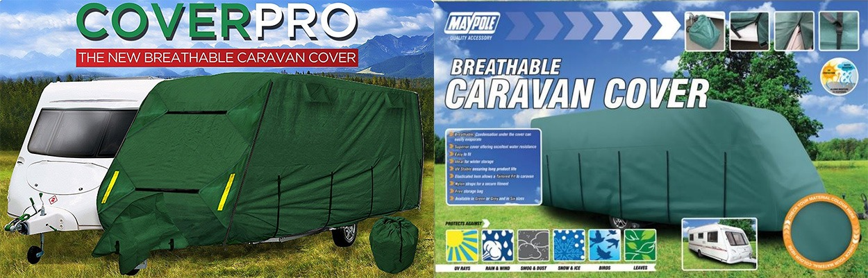 Covers for Caravans