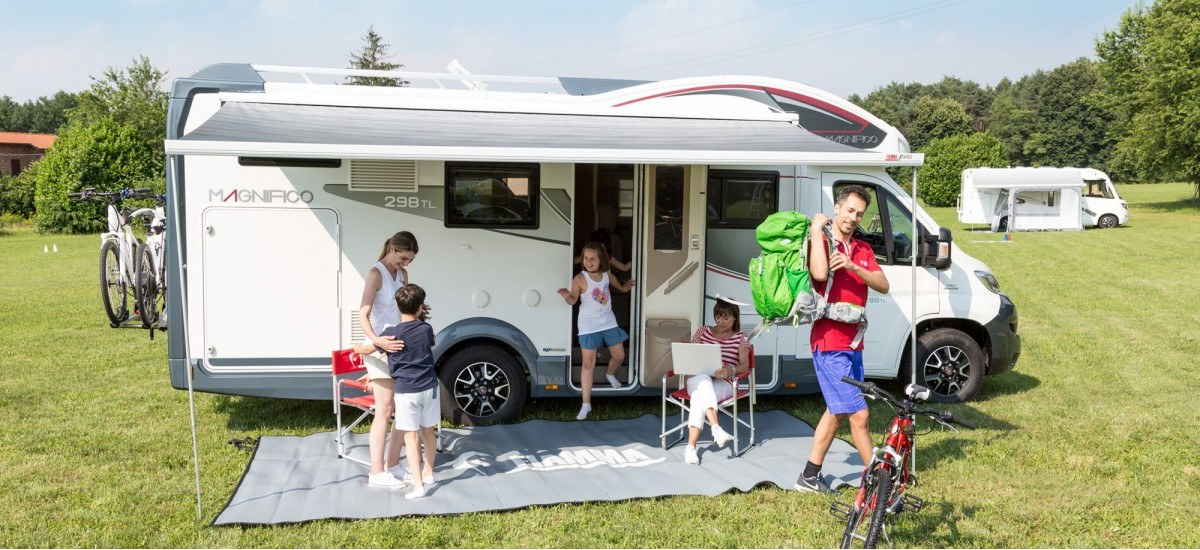 Fiamma Awnings at Leisureshopdirect