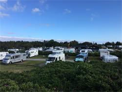 Camping Trip Statistics