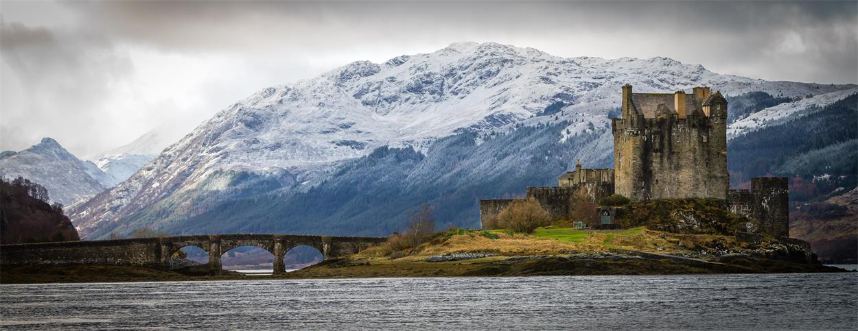 Kyle of lochalsh - Scotland
