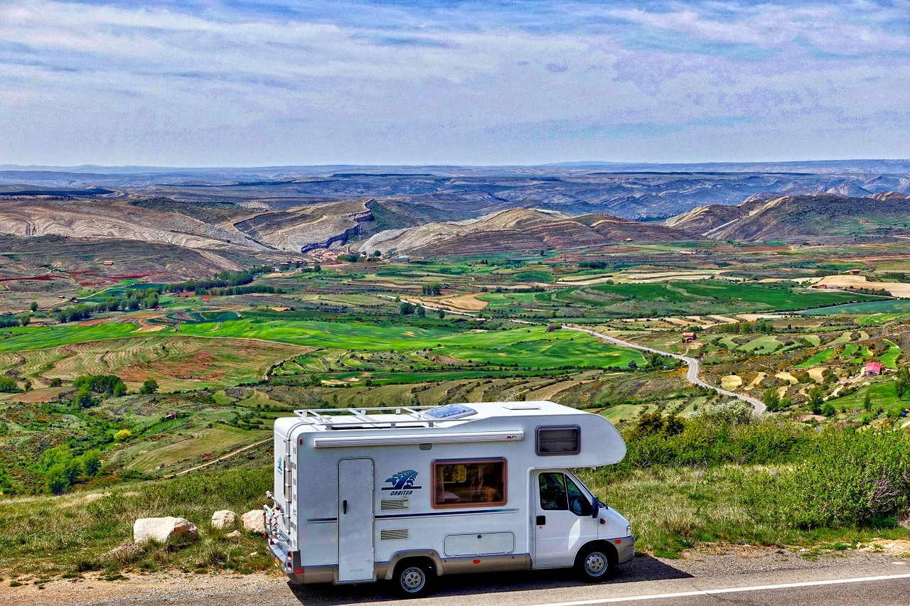 Touring all year with your Motorhome