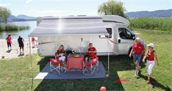 The Fiamma awnings